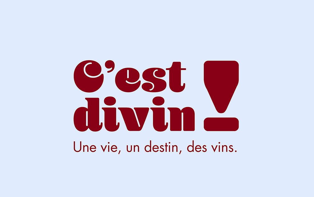 SEPTEMBRE 2021 // C'est divin! Une vie, un destin, des vins.