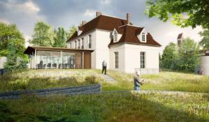 La création d'un Pôle culturel au Château de la Motte