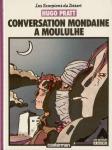 Conversation mondaine à Moululhe