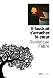 IL FAUDRAIT S'ARRACHER LE COEUR