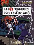 3 formules du professeur sato (2) (Les)
