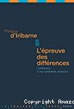 Epreuve des différences (L')